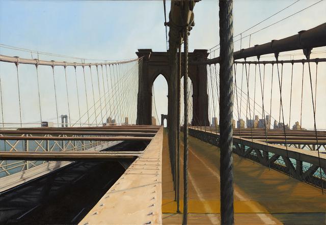 , 'Rigging,' 2013, Paul Thiebaud Gallery