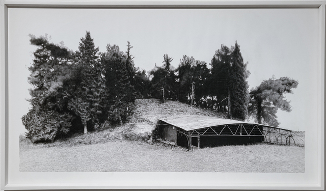 , 'Tumulus I,' 2017, Galerist