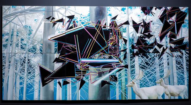 CrocodilePower, 'Inner Taiga - Episode 4', 2013, Mobius Gallery
