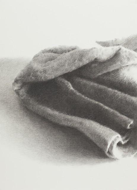 , 'Felt blanket,' 2017, Aye Gallery