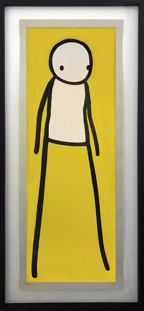 , 'Walk (yellow matt),' 2012, Galerie Kronsbein