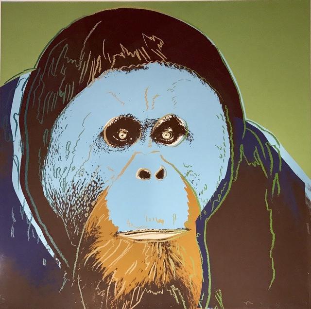 , 'Orangutan, Endangered Species F&S IIB. 299,' 1983, Fine Art Mia