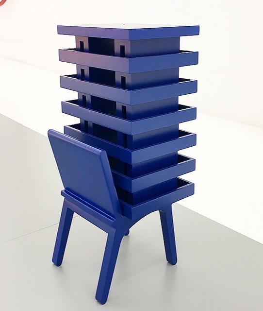 , 'Katrina Chairs,' 2016, Casado Santapau