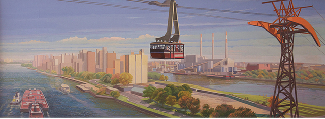 , '59th St Bridge Crossing,' 2001, Walter Wickiser Gallery
