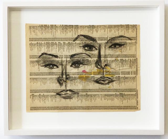 , 'Double Spirit (self portrait),' , MARTOS GALLERY
