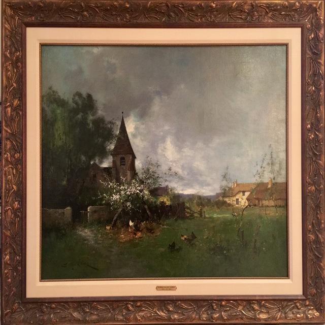 , 'Landscape,' , Cosmopolitan Fine Arts