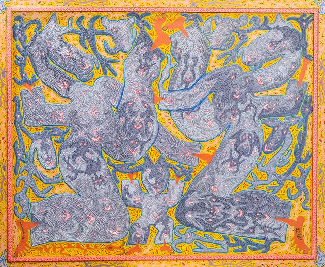 , 'Untitled,' 2018, Galerie SINIYA28