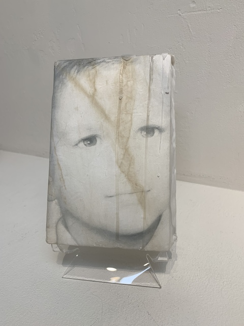 , 'Ghost Book: Boyhood,' 2018-2019, Seager Gray Gallery