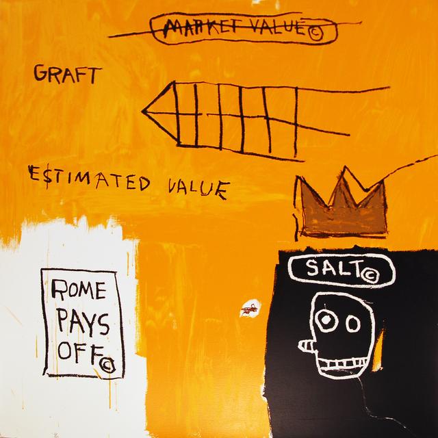 , ' Rome Pays Off,' , Hamilton-Selway Fine Art