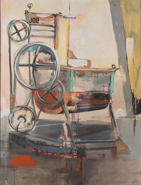 , 'Die Alte Waschmaschine,' 2007, Weinstein Gallery