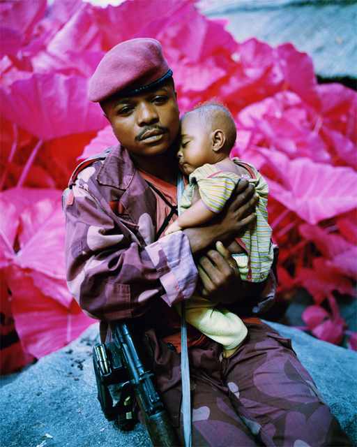 , 'Madonna and Child, North Kivu, Eastern Congo, 2012,' 2012, DHC/ART