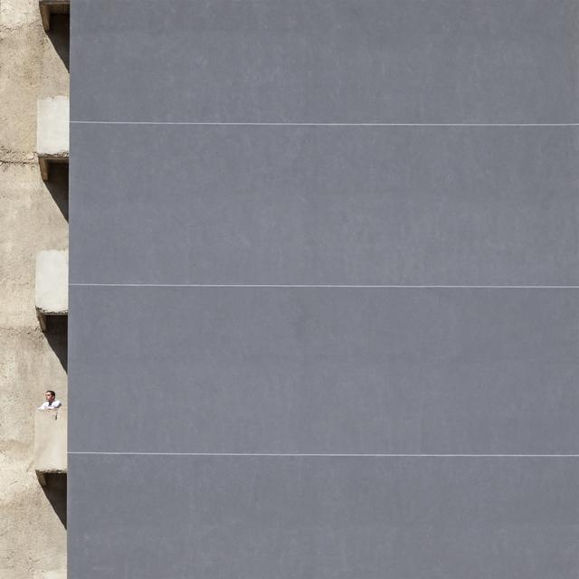 , 'Wallpaper Façade I,' 2015, Catherine Edelman Gallery
