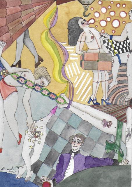 , 'Entre Comillas No 087,' 2003, LAMB Arts
