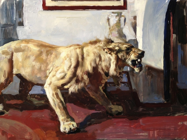 , 'Lion,' 2018, Gallery 1261