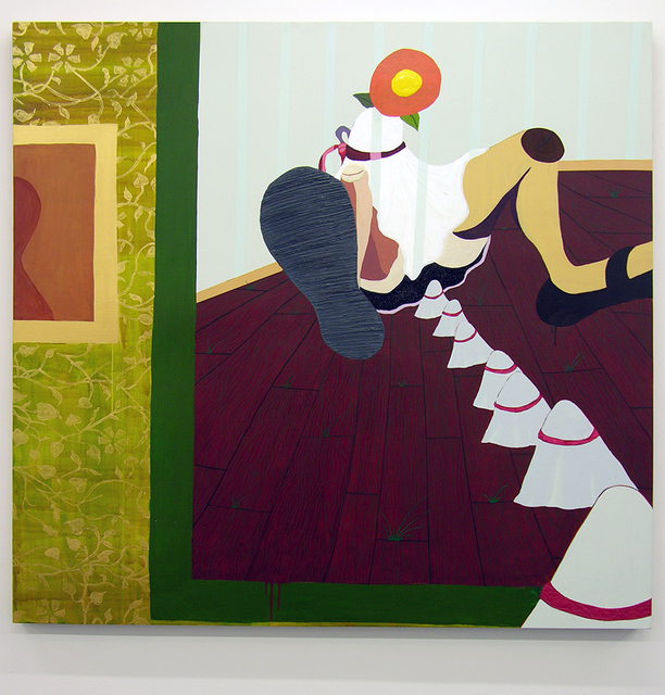 , 'Procession to the Rooting Place,' 2013, LMAKgallery