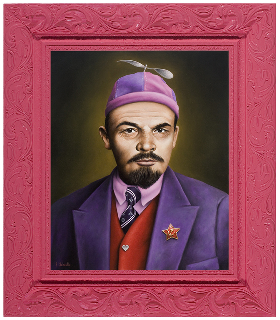 , 'Vladimir Lenin,' 2015, Hashimoto Contemporary