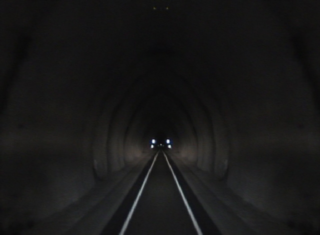 , 'Tunnel,' 2015, Galleri Flach
