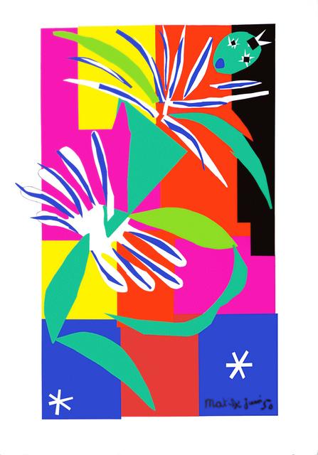 , 'Danseuse Créole (The Creole Dancer),' 2007, Art Lithographies