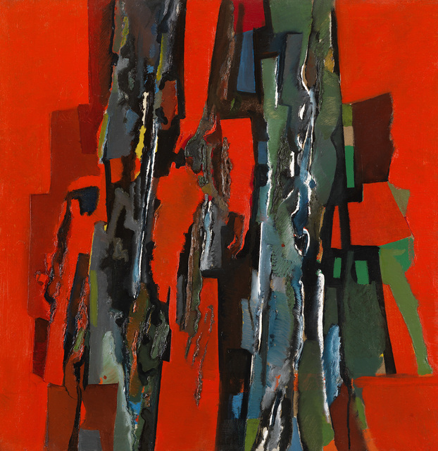, 'Composition 1963.1,' 1963, Whitford Fine Art