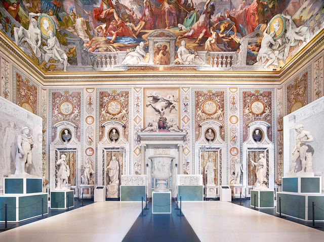 , 'Villa Borghese Roma IV 2012,' 2012, Sean Kelly Gallery