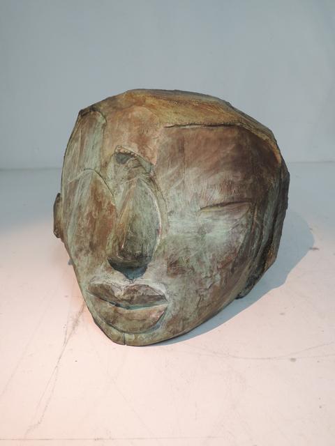 , 'Kopf 246 (Head 246),' 2016, DIE GALERIE