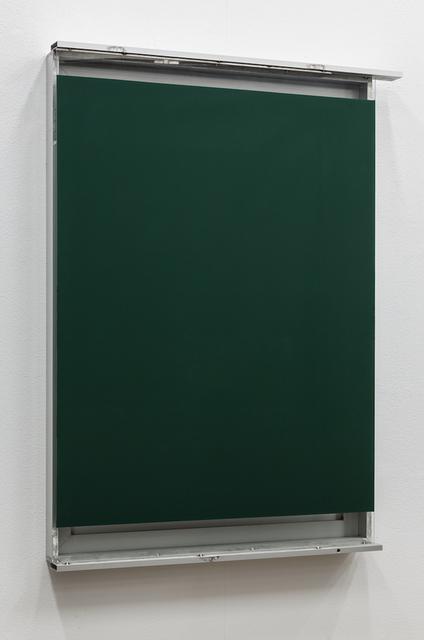 , 'Green Glass Window #1,' 2014, Galeria Mário Sequeira