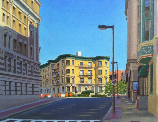 , '1019 Boylston Street,' 2014, Gallery NAGA