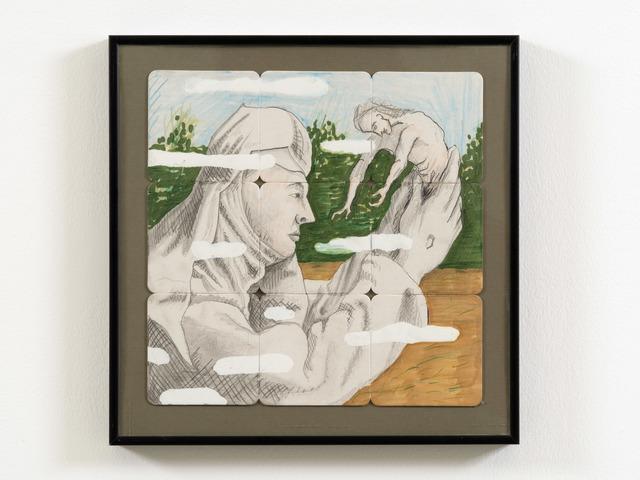Ben Schumacher, 'Untitled', 2018, Bortolami