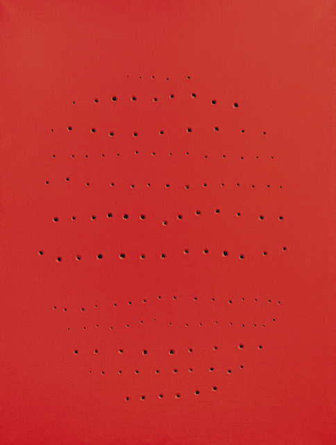 , 'Concetto spaziale,' 1960, Robilant + Voena