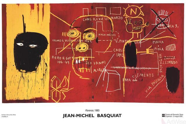 Jean-Michel Basquiat, 'Florence', 2002, ArtWise