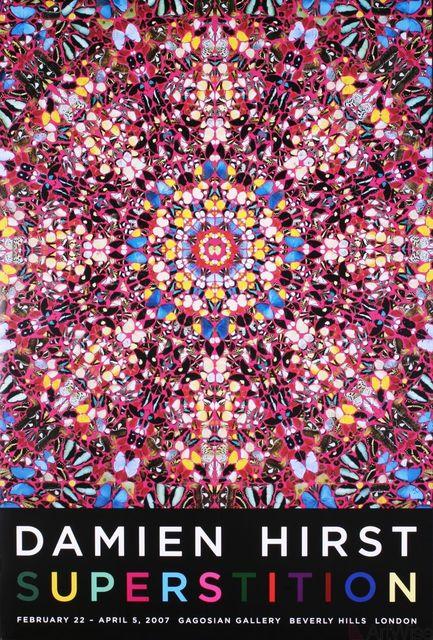 Damien Hirst, 'Superstition', 2007, ArtWise