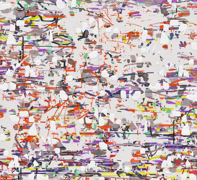 , 'Variation: white (parallax),' , Robischon Gallery