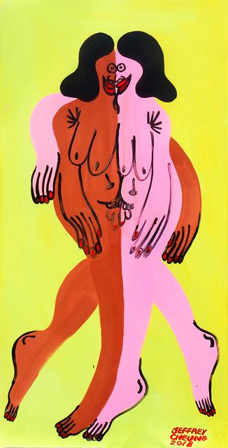 , 'Hug II,' 2018, Hashimoto Contemporary