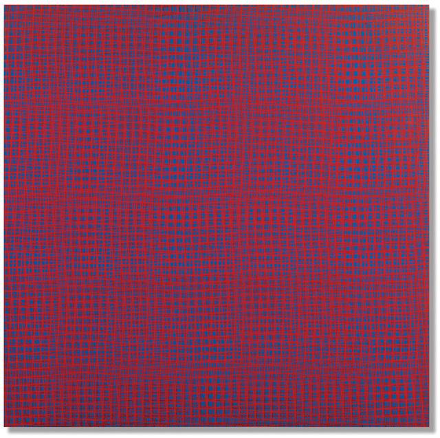 , '5 trames 85°, 87°5, 90°, 92°5, 95° (ed 9/9),' 1969, The Mayor Gallery