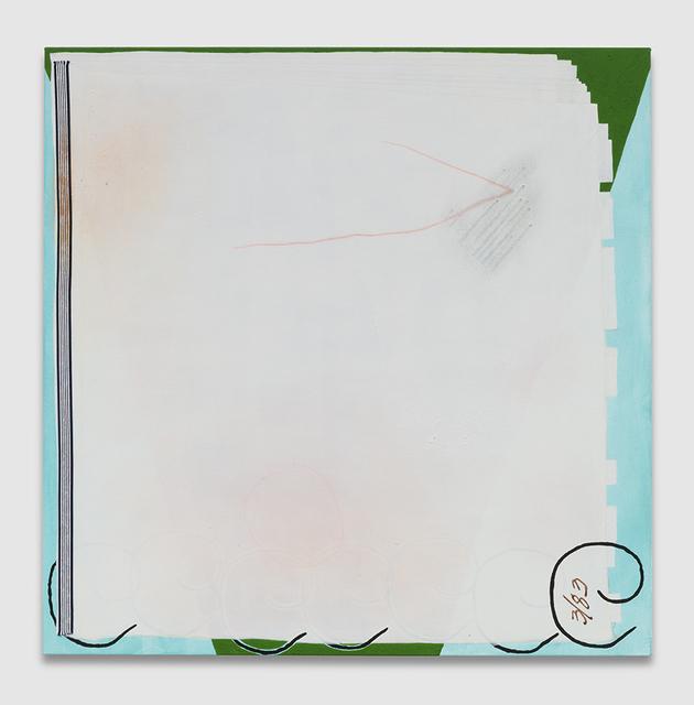 Allison Miller, 'Hand', 2019, The Pit