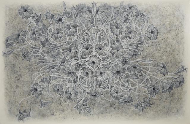 , 'Blooming,' 2018, Bluerider ART