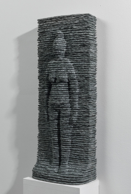 Boaz Vaadia, 'Woman (Relief)', 2015, Jim Kempner Fine Art