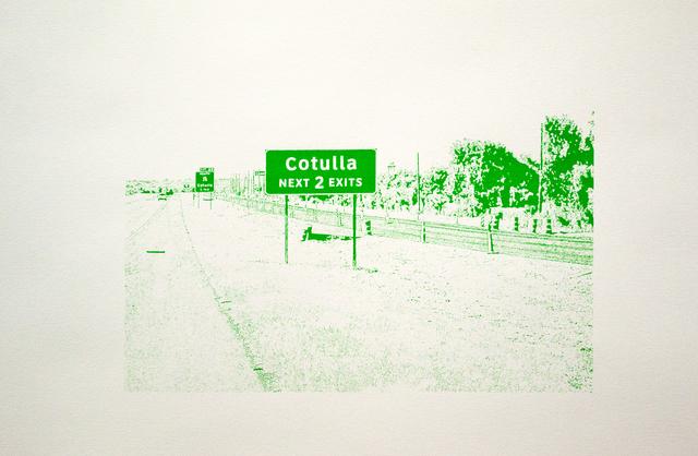 , 'Cotulla,' 2014, Ruiz-Healy Art