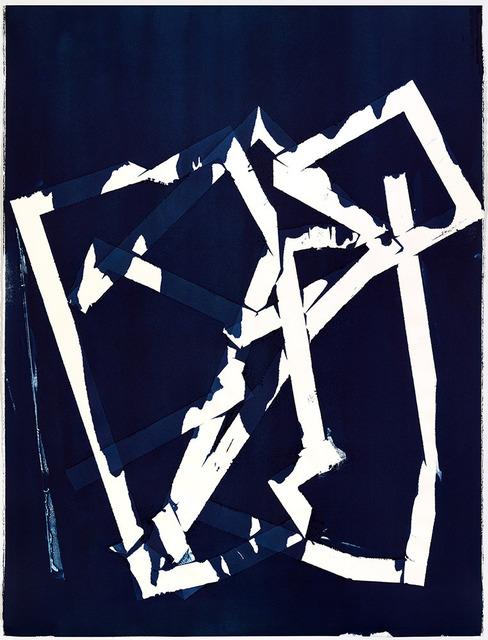 , 'Solid Shadow,' 2013, Graphicstudio USF