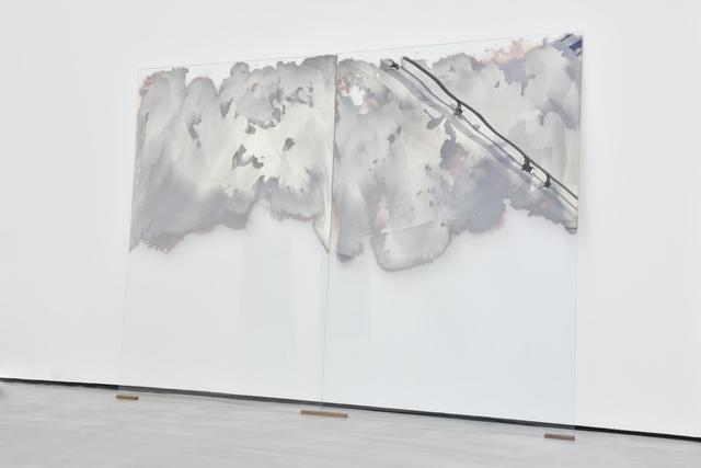 , 'Smoke Cloud VII,' 2016, Galerie Christophe Gaillard