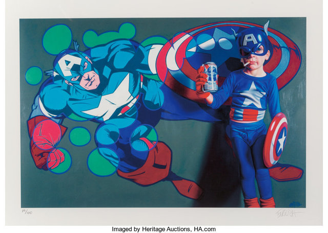 Ron English, 'Captain Kid', 2007, Heritage Auctions