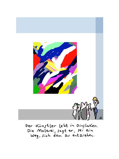 , 'Dinslaken,' 2018, Galerie Floss & Schultz