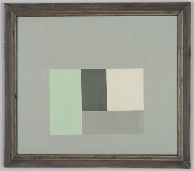 Ian Fraser, '5_3_86', 1986, Zuleika Gallery