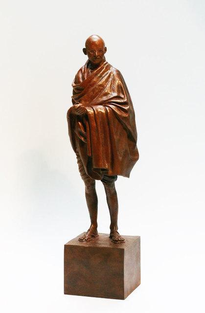 Philip Jackson, 'Maquette of Gandhi memorial statue', Catto Gallery