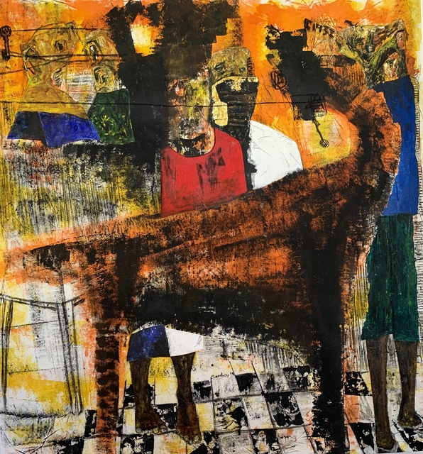 Sambou Diouf, 'C1932', 2019, OH GALLERY