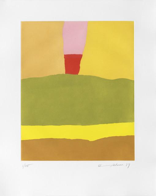 , 'Soleil Lontain,' 2018, Cristea Roberts Gallery