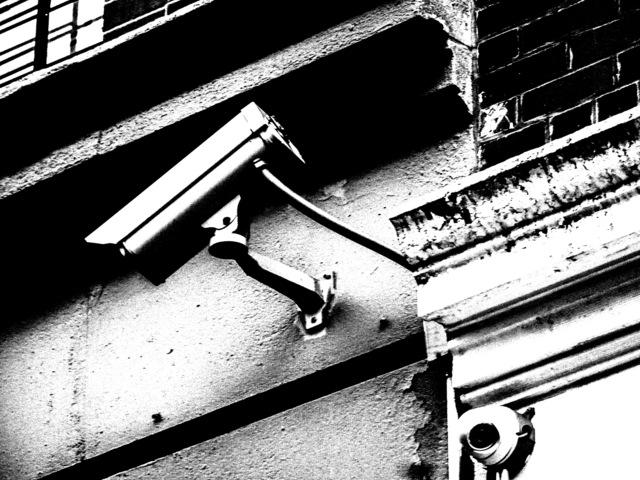 , 'Surveillance,' 2017, ABXY