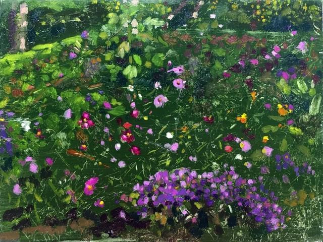 , 'Fall Garden (October 9th),' 2018, 1969 Gallery