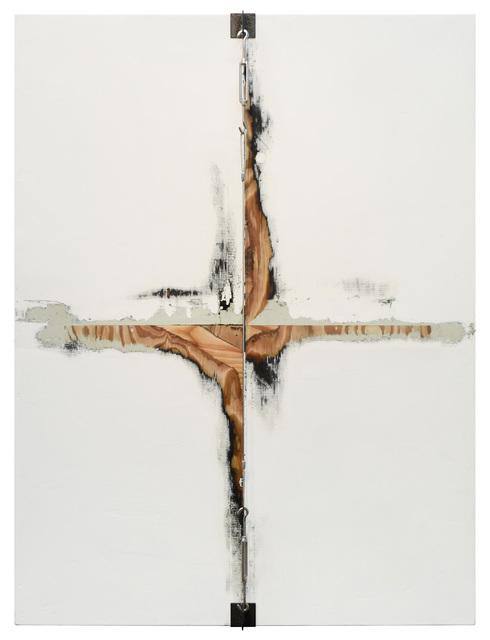 Noriyuki Haraguchi, 'Wall and Wire Rope 2', 2019, Asia Art Center