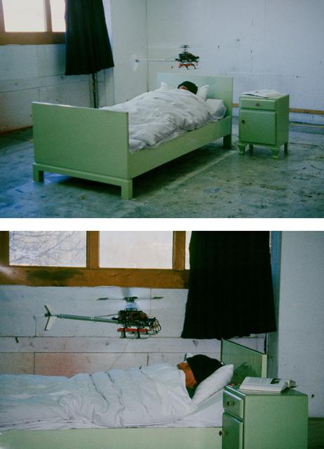 , 'Bett,' 1996, Häusler Contemporary